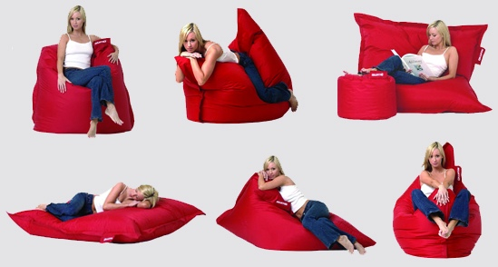 the one stop christmas hop sumo lounge bean bag chairs review