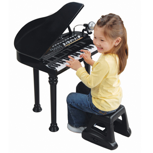Cp Toys Electronic Grand Piano Review Amp Giveaway