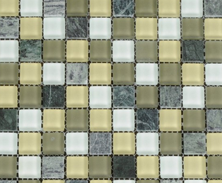 Mosaic Backsplash AL640