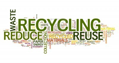 recycle word cloud