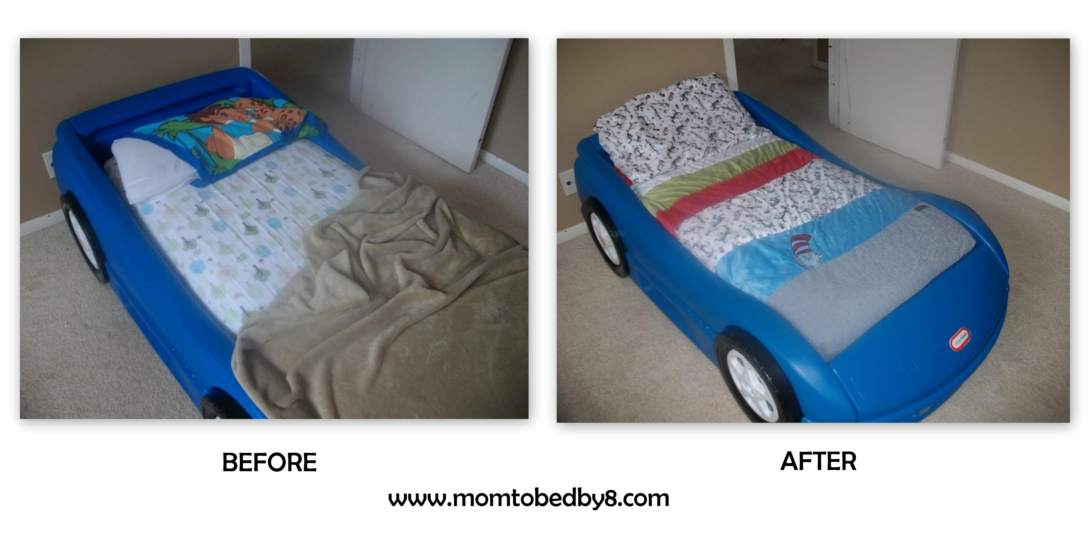 Trend Lab Dr Seuss Cat In The Hat Toddler Bedding Set