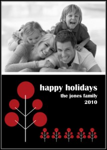 My favorite holiday design.