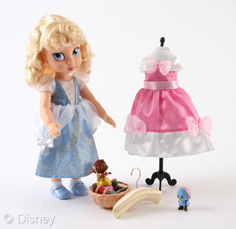 Cinderella Animators' Doll Extension Set