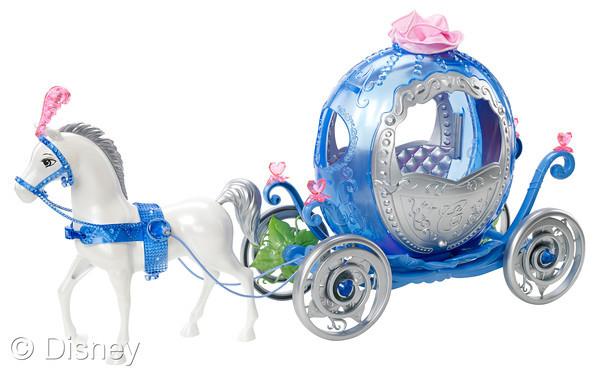 Cinderella Transforming Pumpkin Carriage