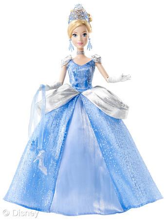 Holiday Princess® Cinderella Doll