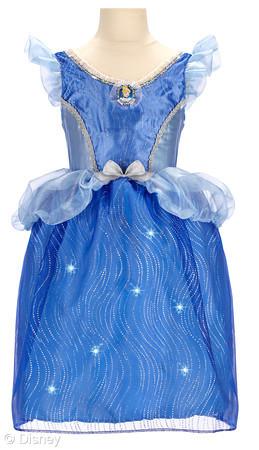 Light Up Cinderella Dress
