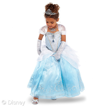 Limited Edition Cinderella Costume for Girls