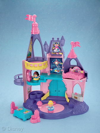Little People Disney Princess Songs Palace