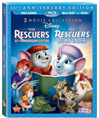 The Rescuers and The Rescuers Down Under