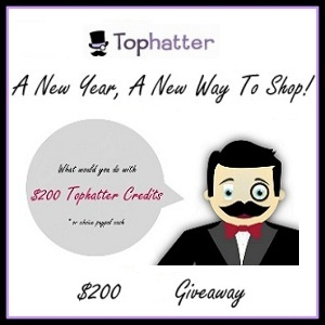 TopHatter Event Button