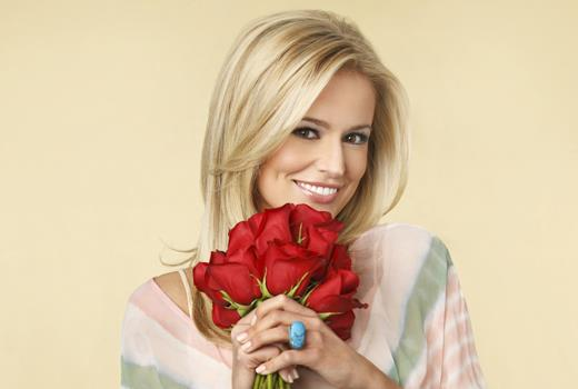 Emily Maynard of the Bachelorette 2012 uses TEMPTU everyday on the ABC show.
