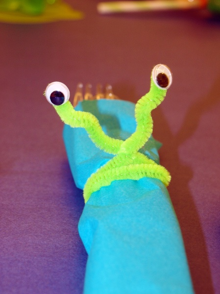 Monster Napkin Rings