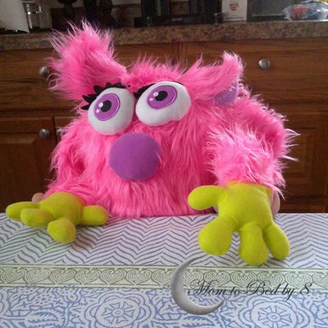 Puppet Monsters Twinkley Eyes