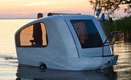 Caravan Boat