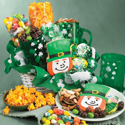 St. Patty's Party Gift Basket