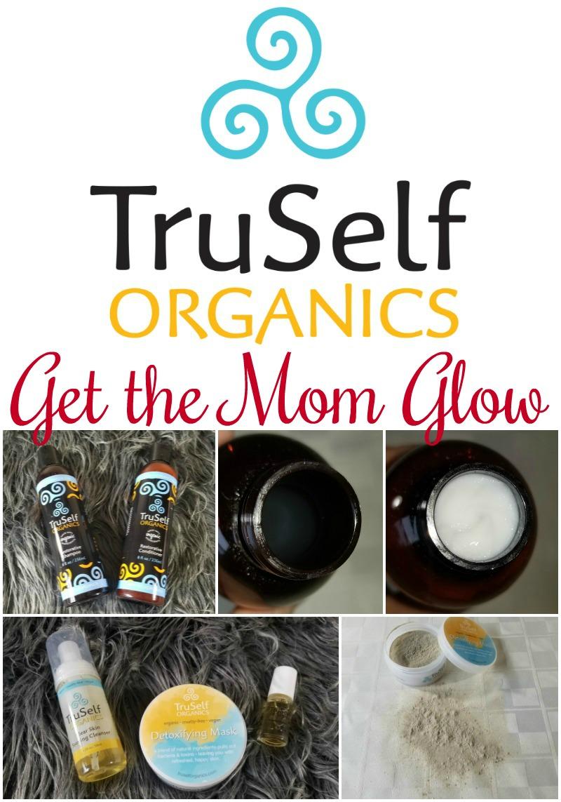 Get the Mom Glow with TruSelf Organics #HotHolidayLooks2017