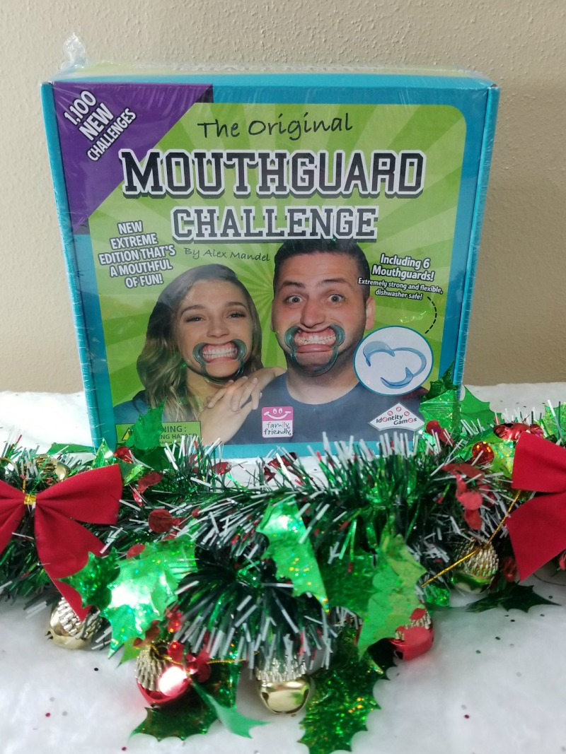 Take the Mouthguard Challenge and Try Not to Laugh #HotHolidayGifts2017
