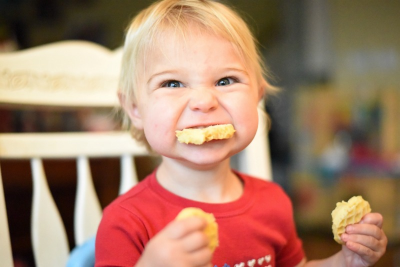 Snack Attack! Hacking Fussy Toddler Mealtimes