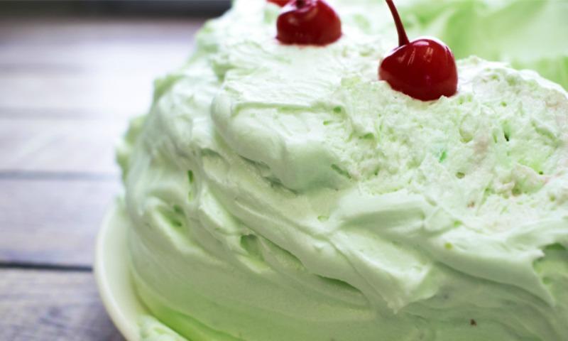 Pistachio Cake Recipe and Video