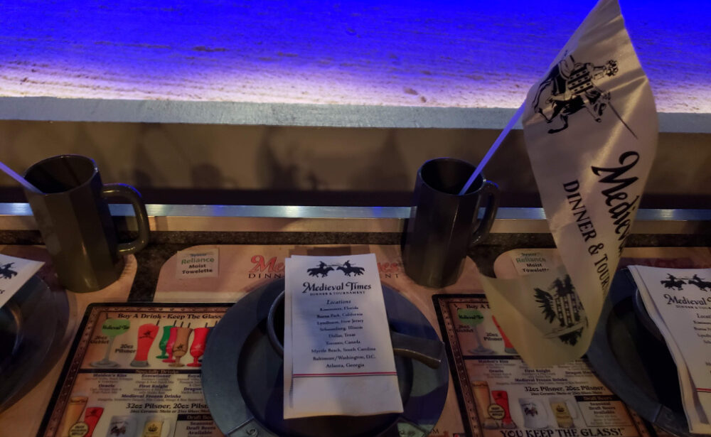 Medieval Times Dinner Theater Show & VIP Experience