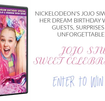JoJo Siwa: Sweet Celebrations Giveaway