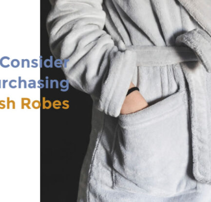 Things to Consider Before Purchasing Plush Robes