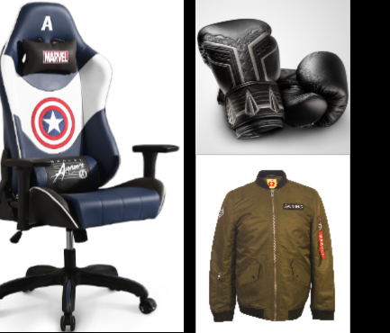 Marvel Lovers Holiday Gift Guide