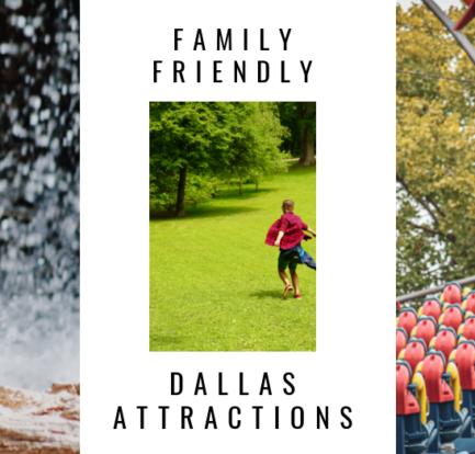 Family Friendly Attractions In Dallas