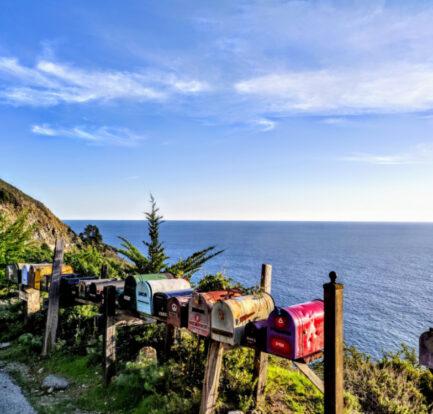 Coastal Road Trip Excursion Monterey County, California