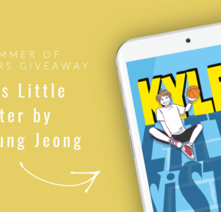 Kyle's Little Sister by BonHyung Jeong Giveaway