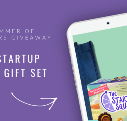 Girls Mean Business, The Startup Squad Giveaway