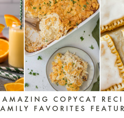 15 Amazing Copycat Recipes of Your Family Faves