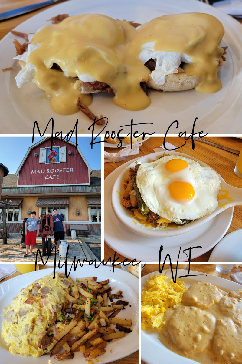 5 Must Visit Milwaukee Restaurants for Families - Mad Rooster Cafe