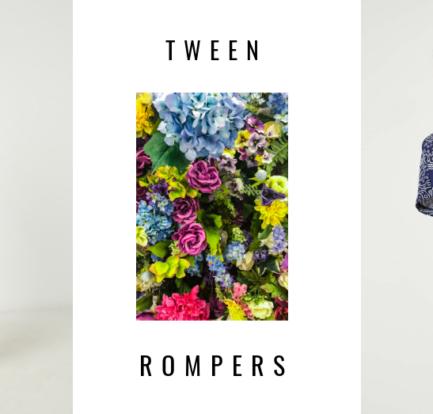 Why Every Tween Girl Needs Rompers in Her Wardrobe